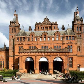 Kelvingrove art gallery , Glasgow , Scotland